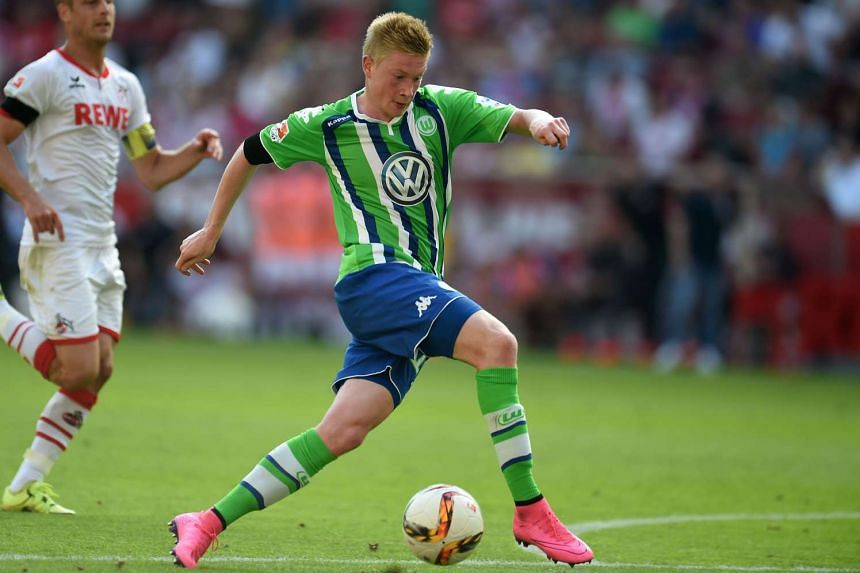 City have been chasing the signature of the 24-year-old de Bruyne, a Belgium international attacking midfielder, for weeks.