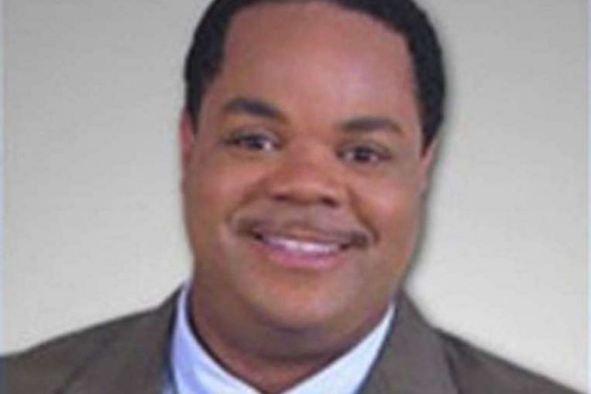 Vester Lee Flanagan, known on-air as Bryce Williams, in a handout photo from TV station WDBJ7.
