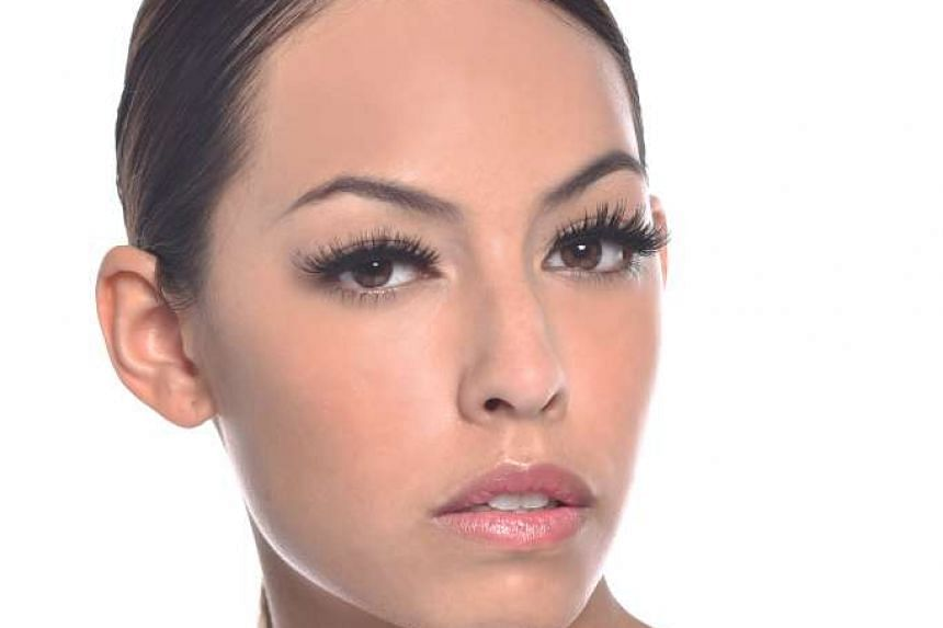 Lash extensions have to be maintained by cleaning gently with a damp cotton bud.