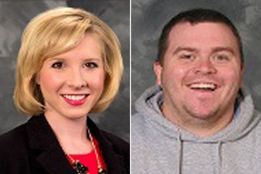 Ms Alison Parker and Mr Adam Ward were both shot at close range.