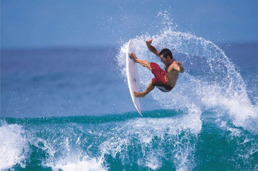 Indonesia is a magnet for surfers seeking world-class waves.