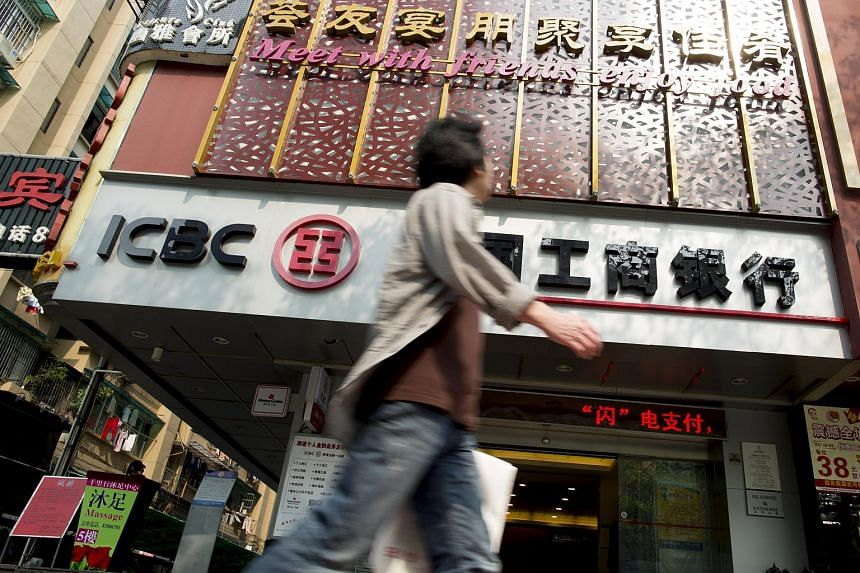 Industrial & Commercial Bank of China posted a 31 per cent increase in bad loans in the first half of the year.