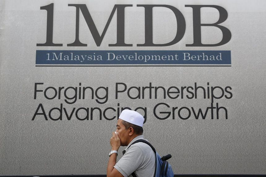 1MDB has denied that a sovereign investor from Abu Dhabi is pulling out funds of almost US$5 billion.