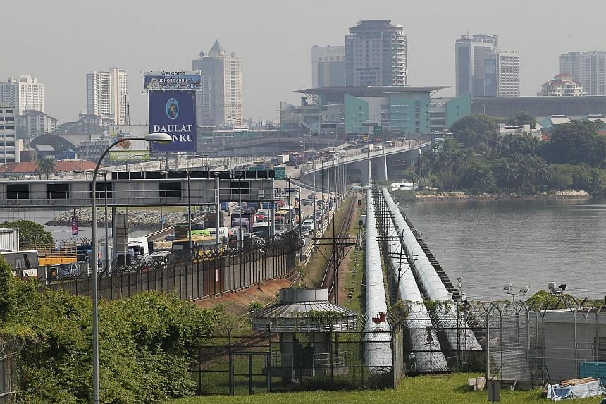 Singapore is not obliged to pay tax on PUB's Johor waterworks under the 1962 Water Agreement, which is valid till 2061 and is guaranteed by the governments of Singapore and Malaysia.