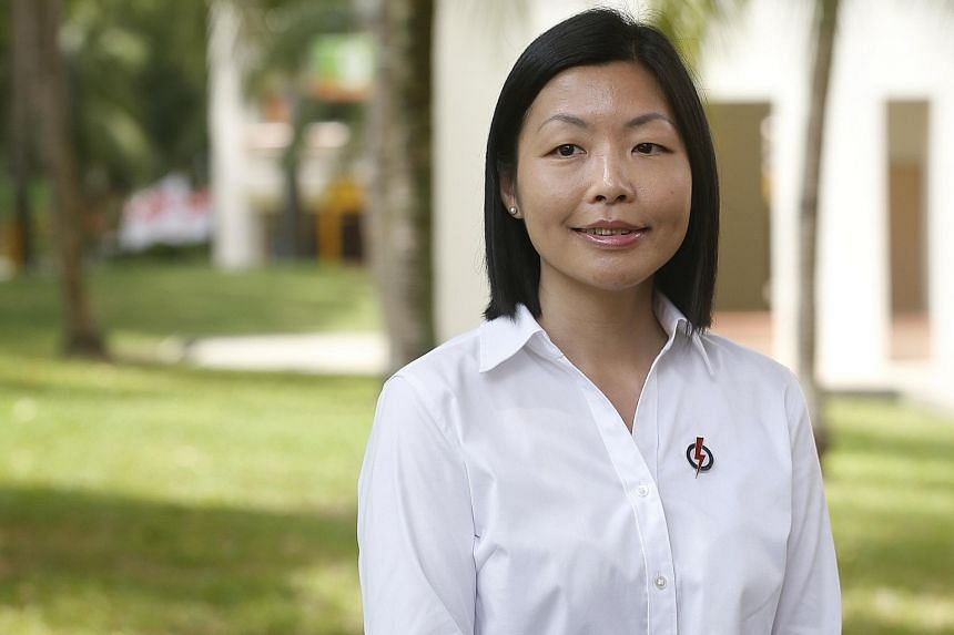 Ms Cheryl Chan was introduced officially yesterday, putting to rest months of speculation over who would succeed incumbent MP Raymond Lim, who is quitting politics after 14 years.