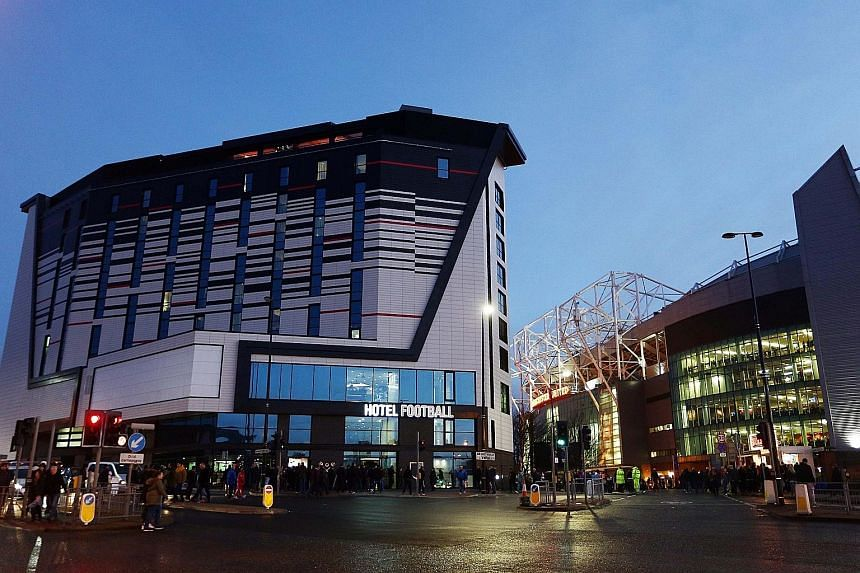 Rowsley chief executive Lock Wai Han (top) sees great market potential in Manchester, and Manchester United legend Gary Neville (above) expects the St Michael's project to be a landmark development for the city. Hotel Football is a Manchester United-