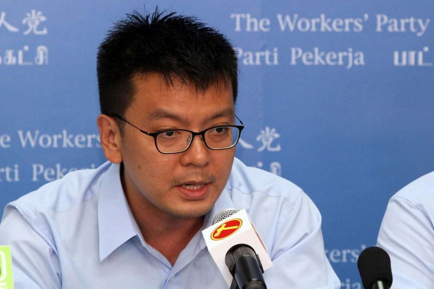 Dr Daniel Goh strongly refuted the allegations of an affair and has lodged a police report.