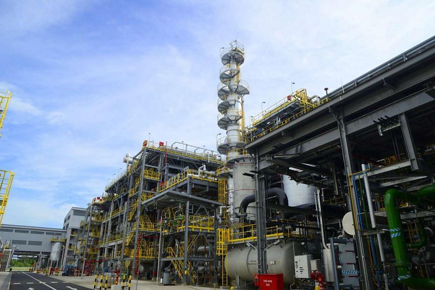The neodymium butadiene rubber facility on Jurong Island is Lanxess' first such plant in Asia. The new plant will serve global markets.