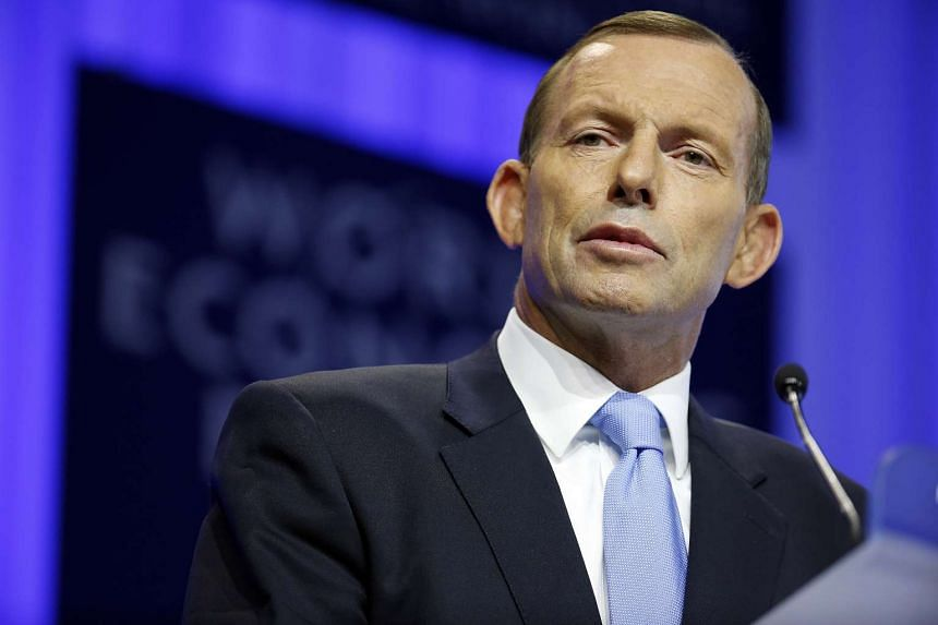 Australian Prime Minister Tony Abbott said the government would never conduct random spot checks on people's visas on the streets.