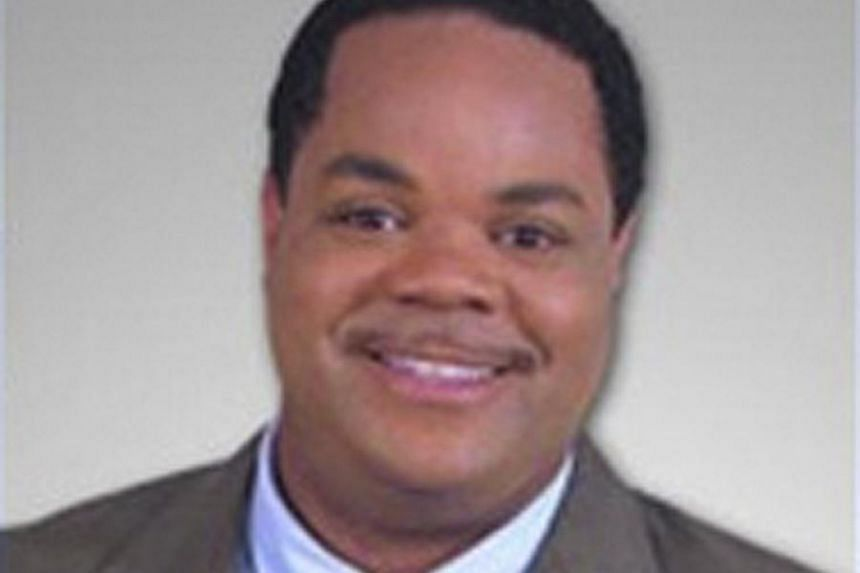 Vester Lee Flanagan is shown in this handout photo from TV station WDBJ7.