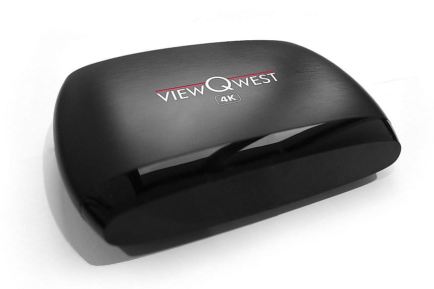 With Freedom VPN integrated into ViewQwest's new 4K media player, anyone with the box can gain access to sites like Netflix, regardless of his Internet service provider.