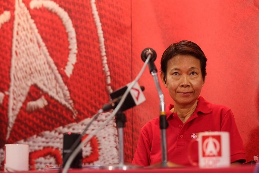 Dr Wong Souk Yee has been introduced as a SDP candidate for the upcoming general election.
