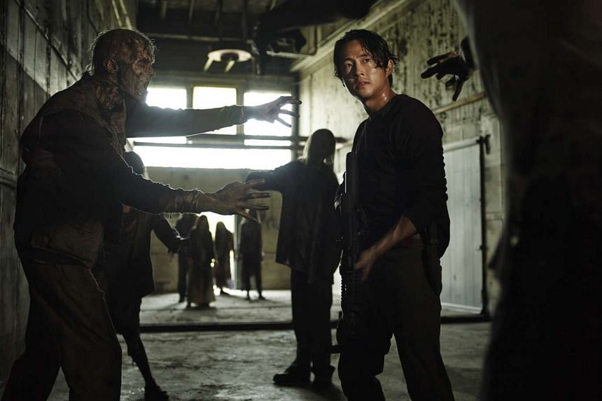 The Walking Dead is one of the popular US TV shows available on Netflix.