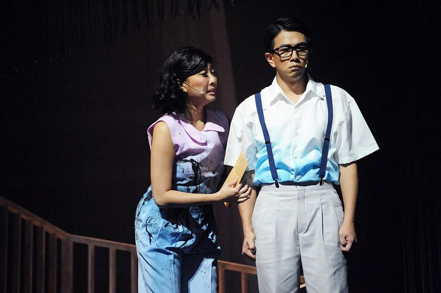 Created in 1996 by composers Liang Wern Fook and Jimmy Ye, December Rains is Singapore's first Broadway-style Mandarin musical.