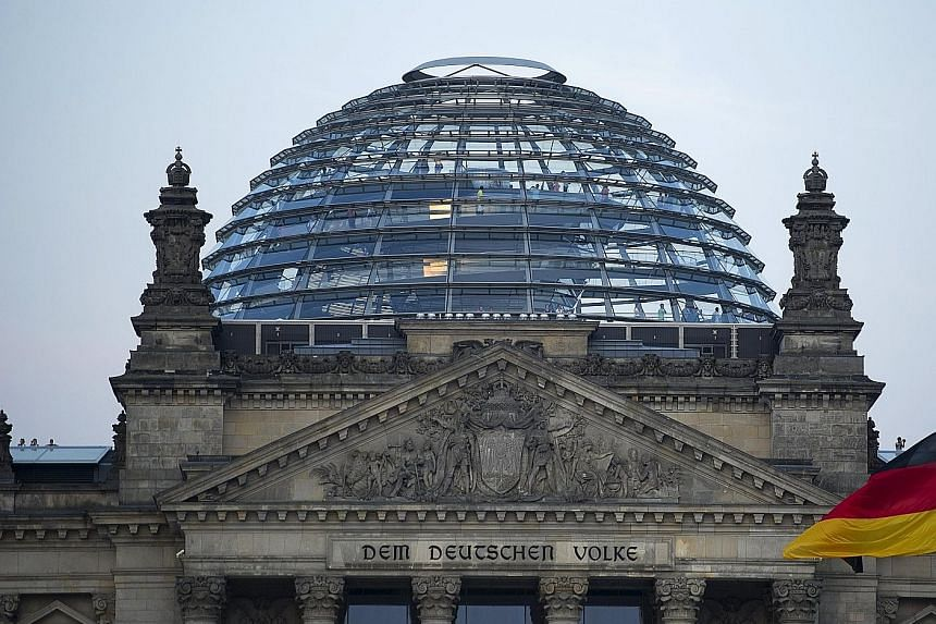 You can get a great view of Berlin from the glass dome at the top of the Reichstag and it is free.