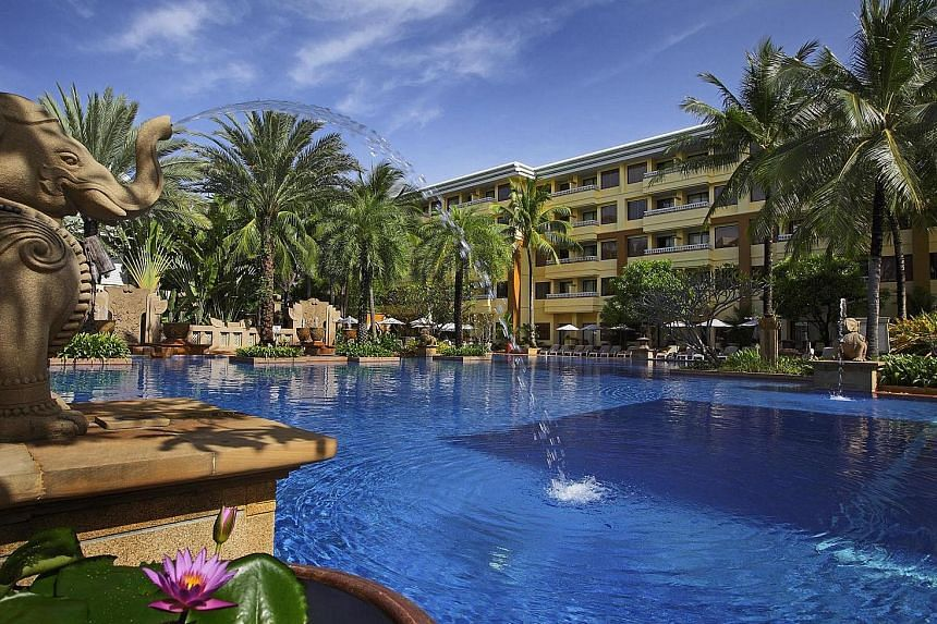Holiday Inn Resorts across South-east Asia, including Phuket (above), are offering discounted stays.