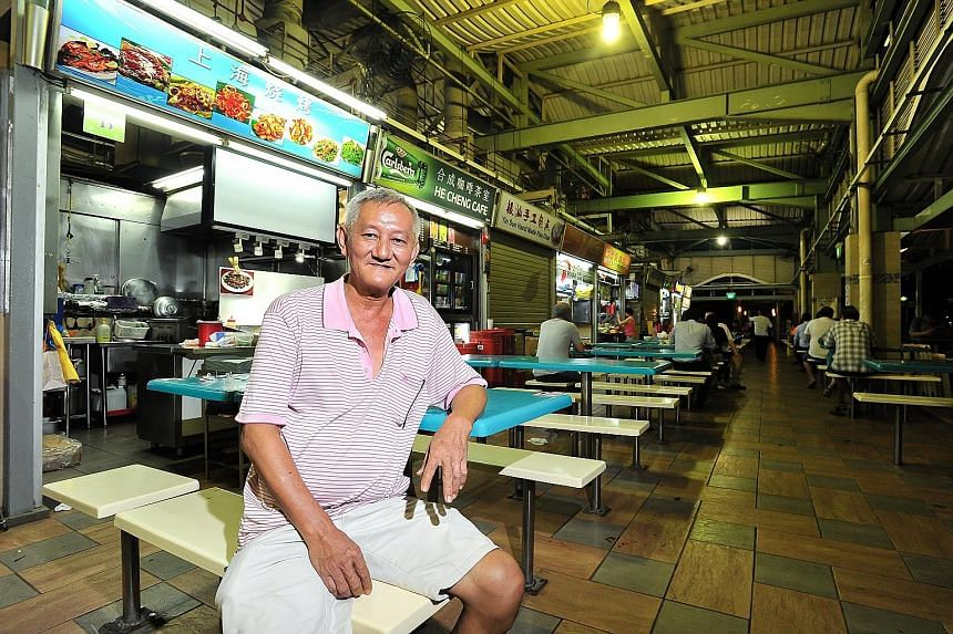 Mr Chan Kheng Heng, chairman of Block 511 Merchant Association, who had represented the stallholders in meetings with AHPETC to resolve the issue, said the meetings often ended in a stalemate, and even their MP Muhamad Faisal Abdul Manap could not he