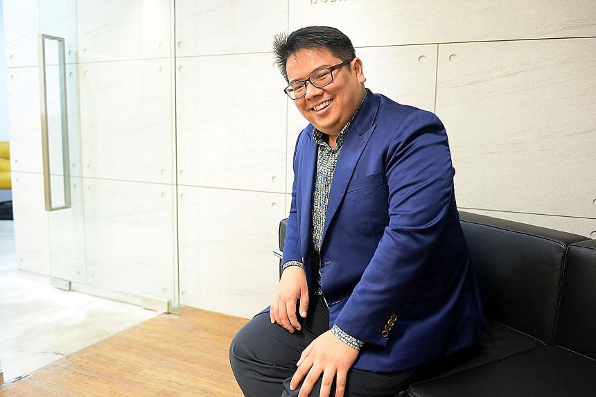 Mr Clement Wong took a six-month leave of absence from his studies while at Singapore Management University to start a social media consultancy. He has since sold off the company and is now director of partnerships at New Union, a business financing