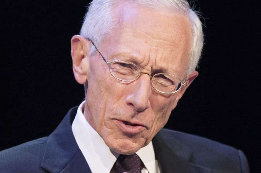 Fischer said he was confident that US inflation was on track to meet the 2 per cent target that the Fed considers a sign of a healthy economy.