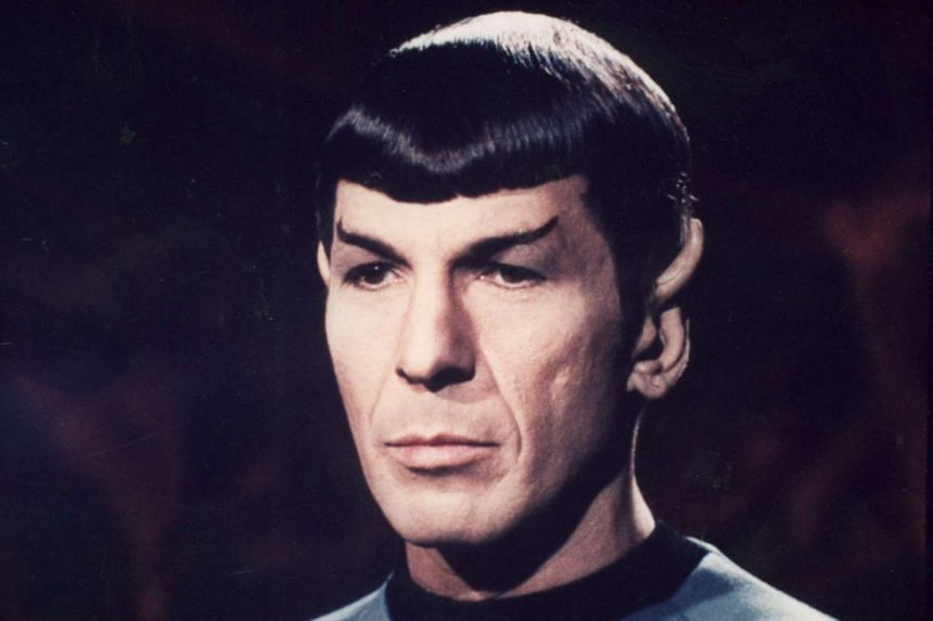 Leonard Nimoy (above) as Mr Spock in the Star Trek series. How accurate and certain can economists be when they assume that people behave like the cold Mr Spock, asks Richard Thaler.