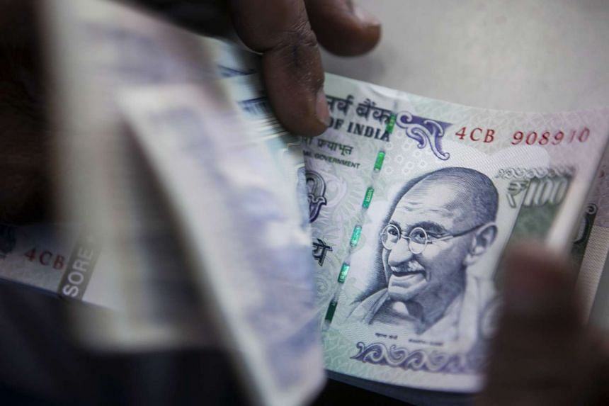 India's economy grew slower than expected in the first quarter.