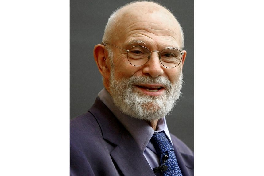 Dr Oliver Sacks.