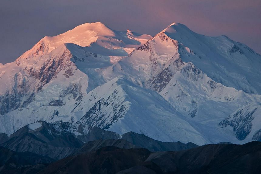 The restoration of Denali as the name of North America's tallest mountain is a sign of how hard the White House will push to ensure Mr Obama's fight to address climate change is part of his legacy.