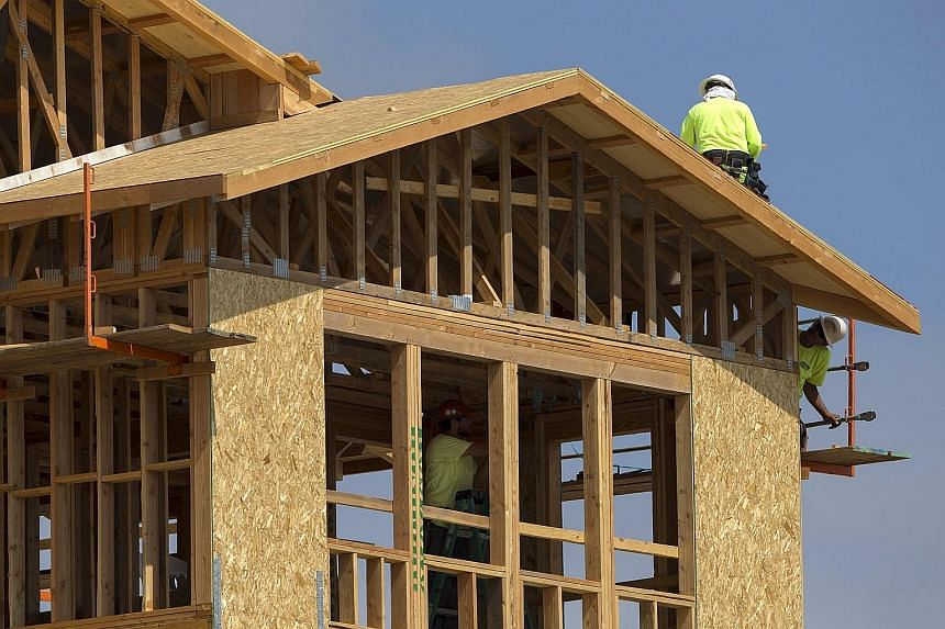 US growth in the second quarter was boosted by gross private domestic investment, including higher construction spending.