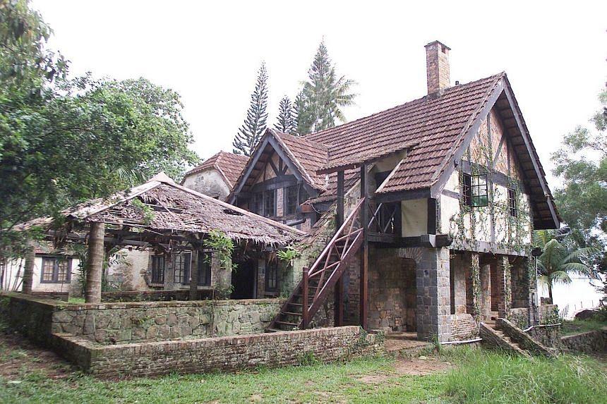 House No. 1