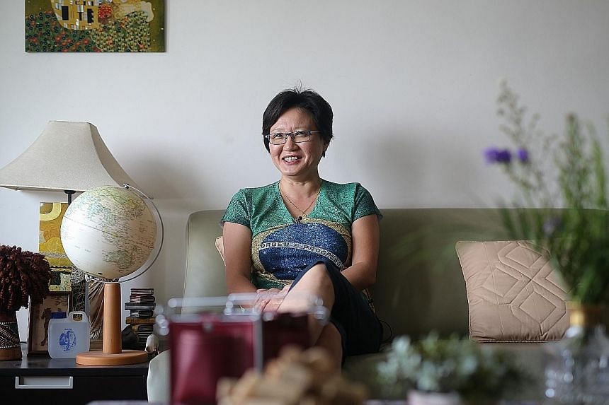In a wide-ranging interview at her Toh Tuck Road apartment last Friday, Workers' Party chairman Sylvia Lim defended her town council's performance, and its decision not to dig into the books of its managing agent, FM Solutions and Services.