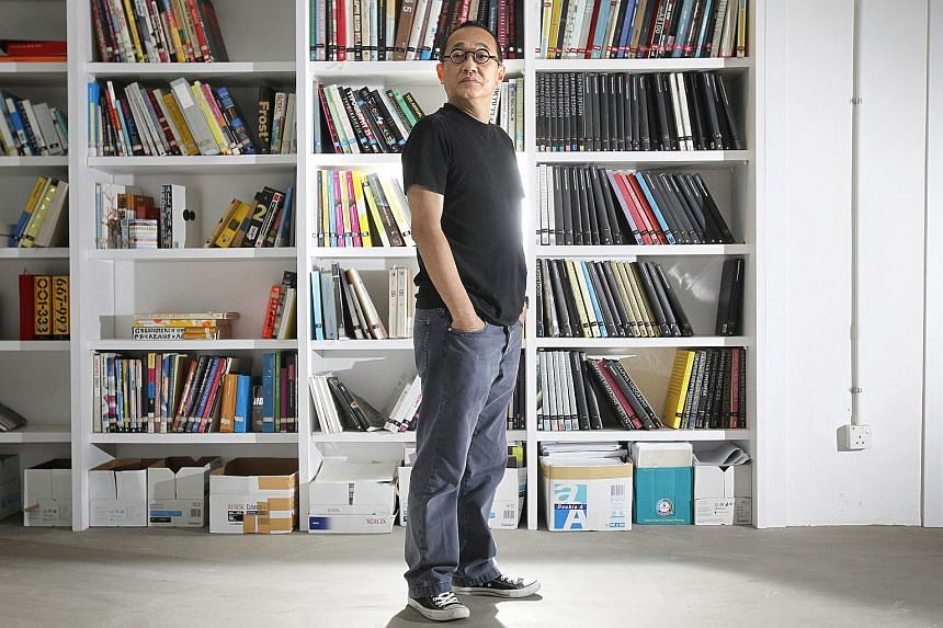 Epigram Books publisher Edmund Wee.