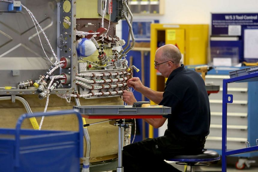 The Markit/CIPS UK Manufacturing Purchasing Managers' Index (PMI) fell in August to 51.5 from 51.9 in July.
