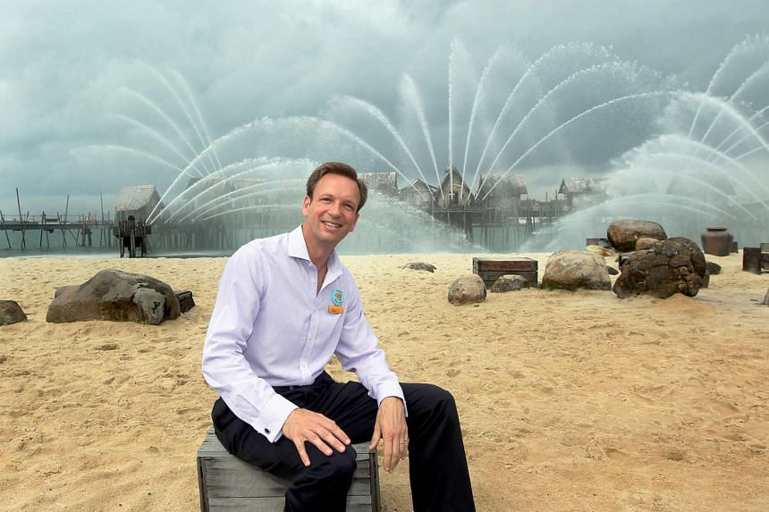 Mr Mike Barclay is the newly appointed CEO of Wildlife Reserves Singapore with effect from Oct 1, 2015.