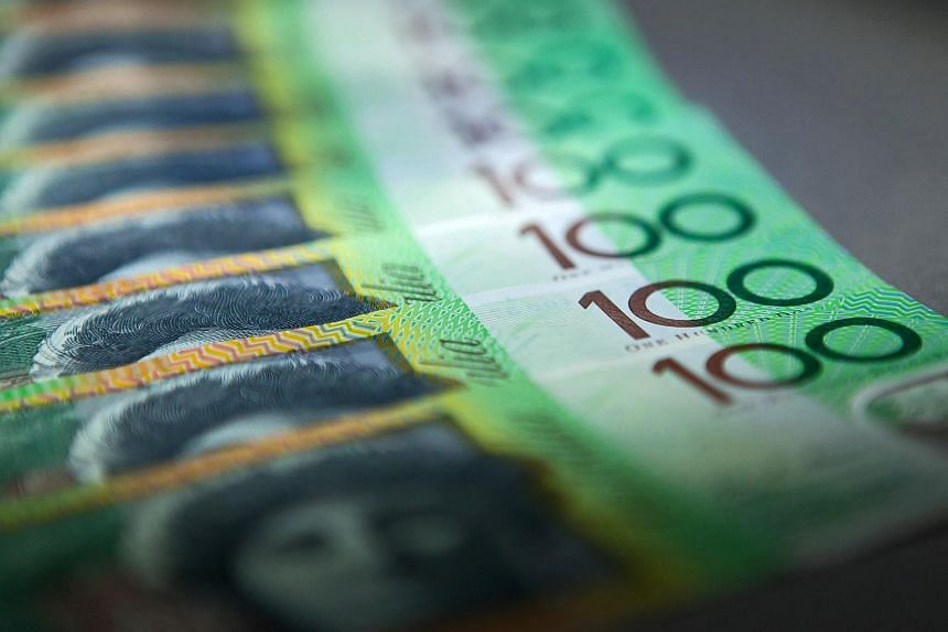 The Australian dollar also fell to new all-time lows against the Singapore currency on Wednesday morning.