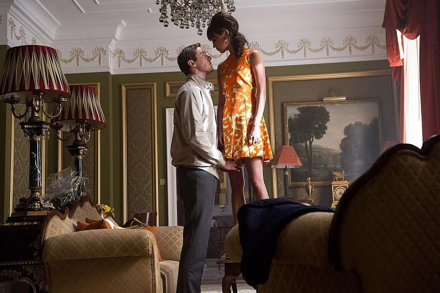 The Man From U.N.C.L.E stars Alicia Vikander and Armie Hammer.