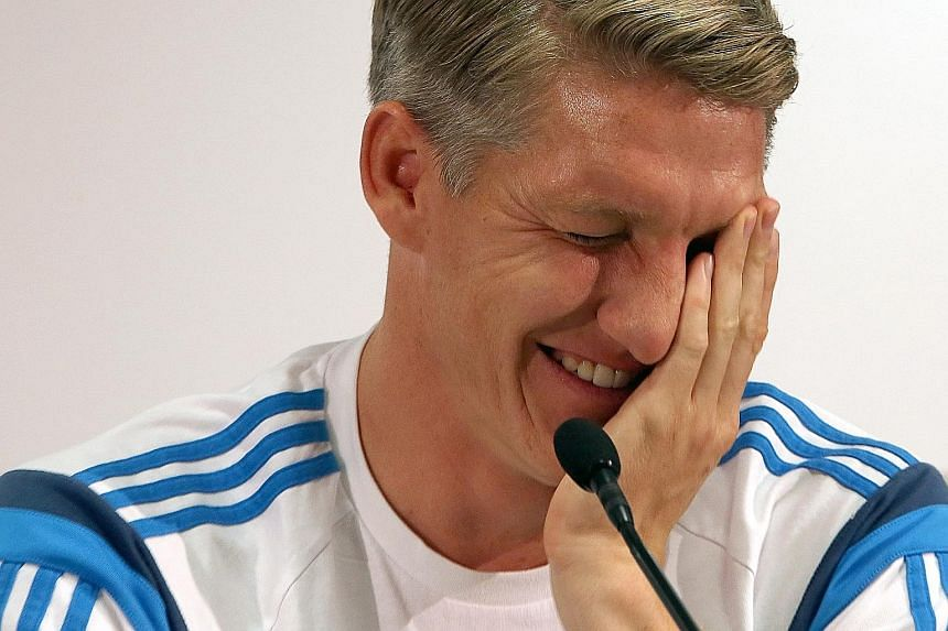 Germany captain Bastian Schweinsteiger's recent form and fitness has been in question after a shaky start with new club Manchester United.