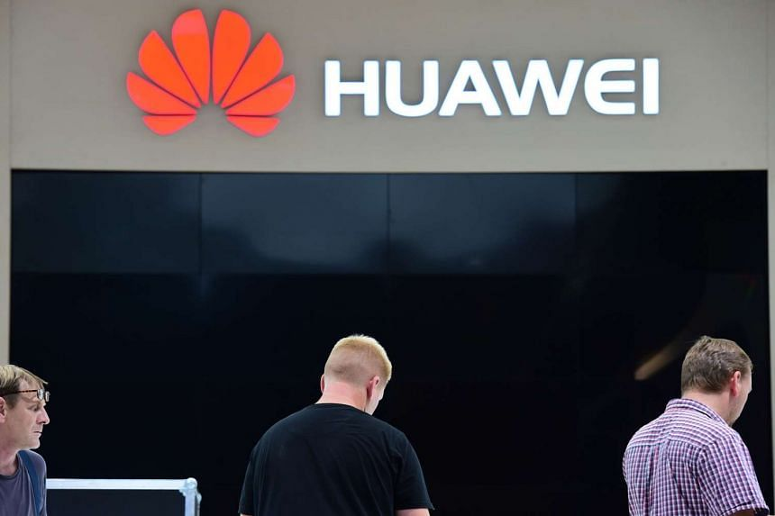 Huawei became the world's third-biggest smartphone company by sales last month, overtaking Chinese rival Lenovo.