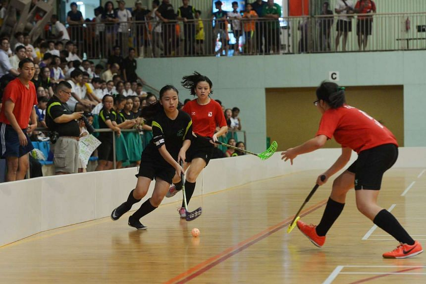 Tanjong Katong had beaten St Margaret's 8-4 earlier in the group stage.