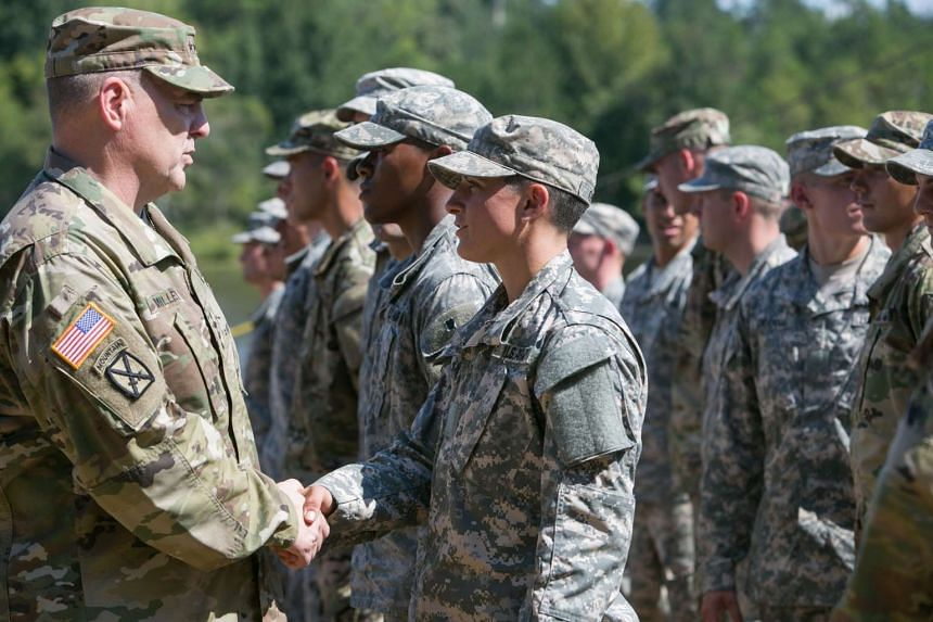 Captain Kristen Griest and 1st Lt. Shaye Haver are the first women ever to successfully complete the U.S. Army's Ranger School.