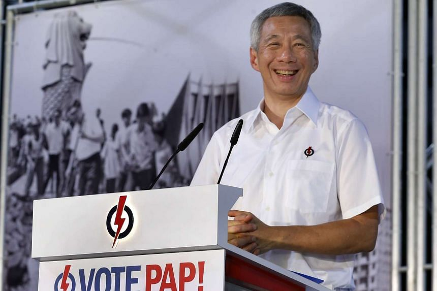 At last night's rally, PM Lee said the PAP Government will continue to help citizens cope with the cost of living.