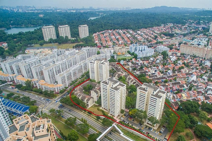 If the collective sale goes through, Shunfu Ville owners can expect gross sales proceeds of at least $1.9 million per unit.