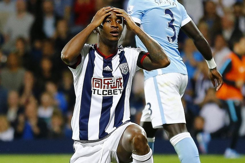 Saido Berahino was fined £28,000, the equivalent of two weeks' wages, for taking to Twitter to express his frustration about the failed bids by Spurs for his services.
