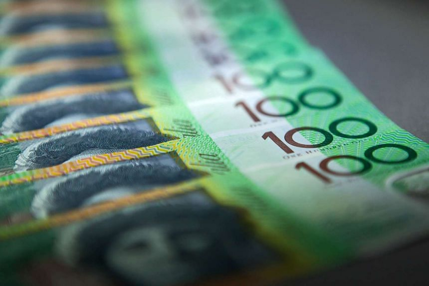 The Australian dollar has sunk to a fresh low against the Singapore dollar on further signs of weakness in the Chinese economy.