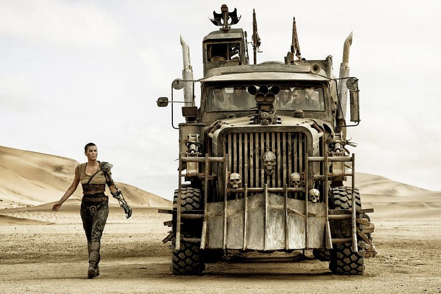 Mad Max: Fury Road, starring Charlize Theron, will be awarded the Grand Prix of the International Federation of Film Critics.