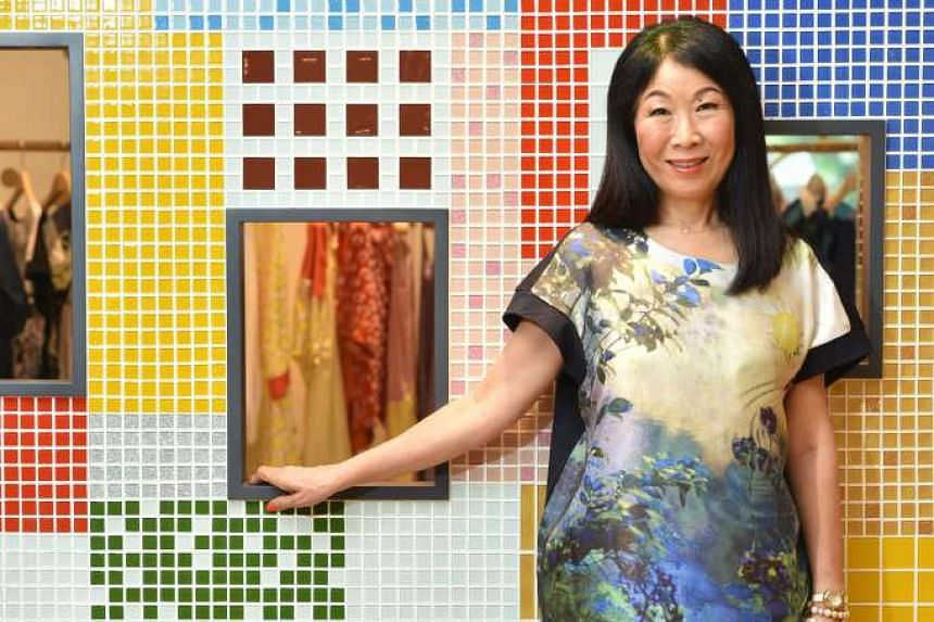 Designer Tsumori Chisato has garnered a cult following for her whimsical pieces.