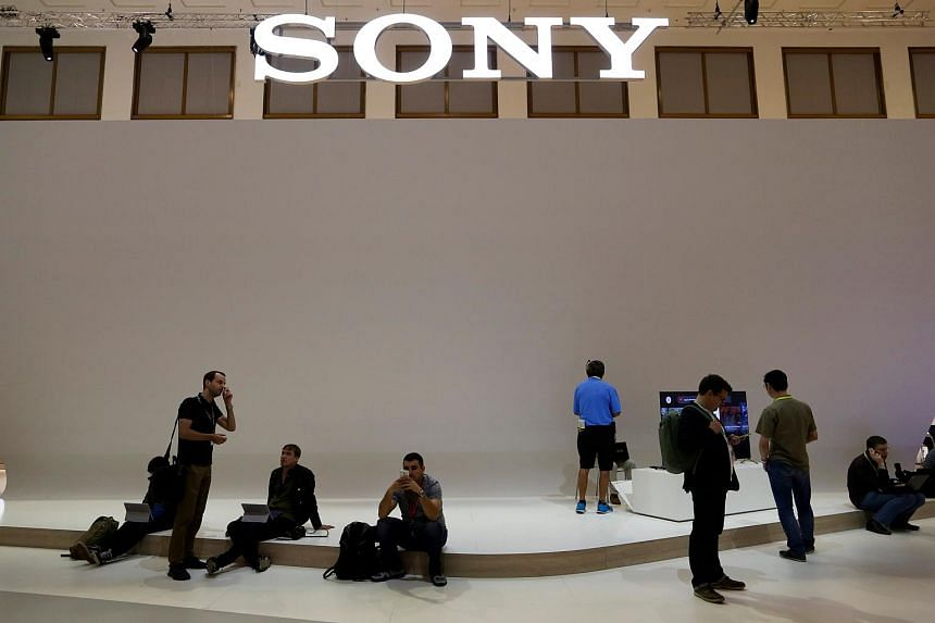 Visitors gathering at the Sony Corp. exhibition stand during previews of the IFA International Consumer Electronics Show in Berlin, Germany, on Sept 3, 2015.