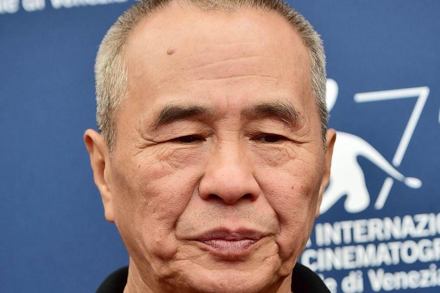 Director Hou Hsiao-Hsien