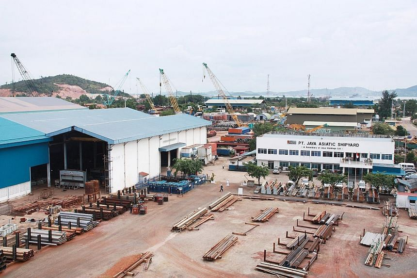 Jaya Holdings became a cash company after the sale of its offshore fleet and shipyards in June last year. Its plan to acquire an oil palm and timber business has fallen through.