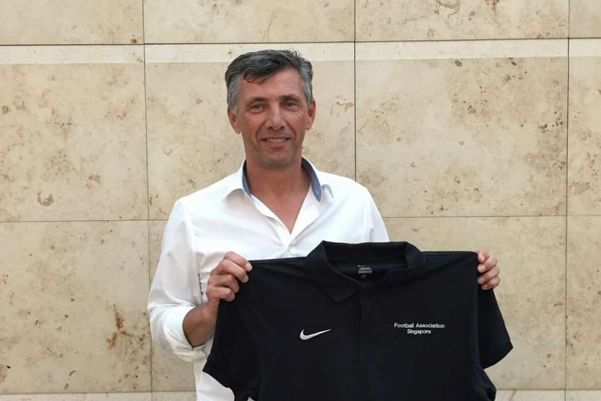 Belgian coach Guy Martens has been appointed a consulting goalkeeping coach by FAS until the end of the year.