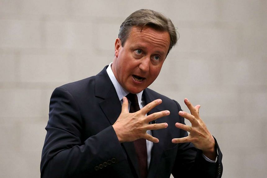 Cameron said Britain had already accepted around 5,000 Syrians under its existing resettlement schemes which would continue to take in more refugees.